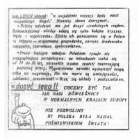 ulotka_2-200x200 Konspiracja a służba bezpieczeństwa - Poradnik Klubów Młodzieży Solidarnej
